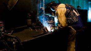 Storage for steel fabricators