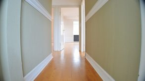 How to make the most of a small hallway